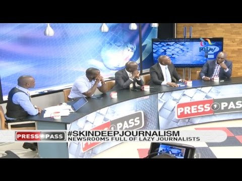 #SkinDeepJournalism: Media coverage in Kenya questioned