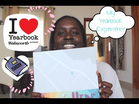 My YEARBOOK Experience