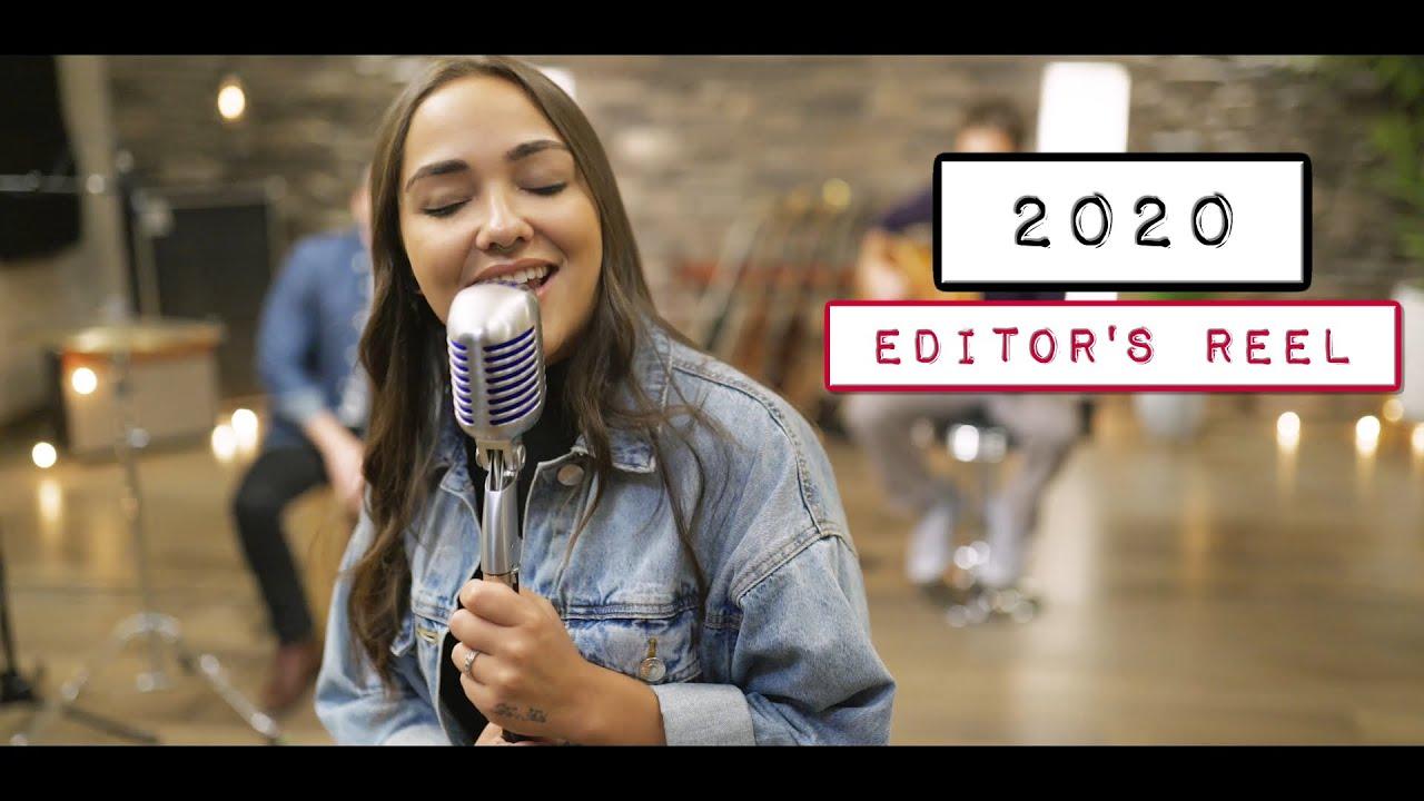 2020 Editor's Reel - Courtney Koch
