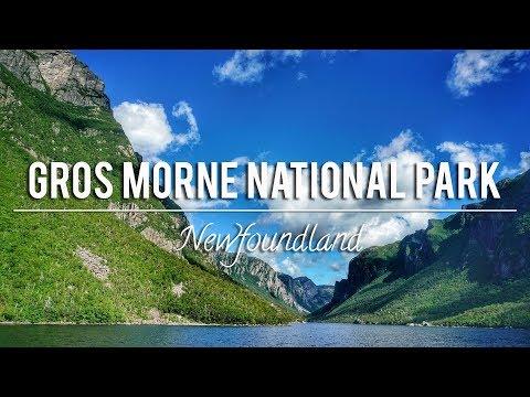 GROS MORNE NATIONAL PARK - NEWFOUNDLAND   DRONE FOOTAGE