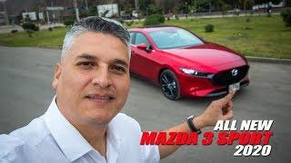 TEST DRIVE / ALL NEW MAZDA 3 SPORT 2020 / DERCO PERU / CARLOS PALOMINO