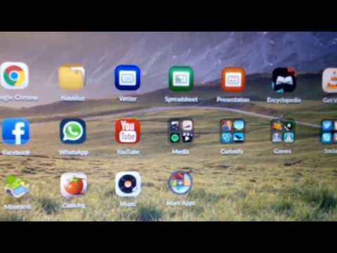 Обзор ноутбука Asus F543UB и операционной системы Endless