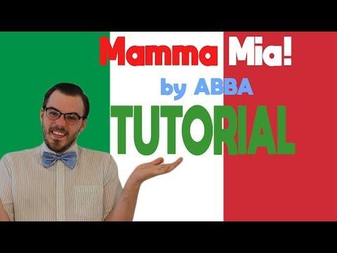 Mamma Mia Ukulele Tutorial!