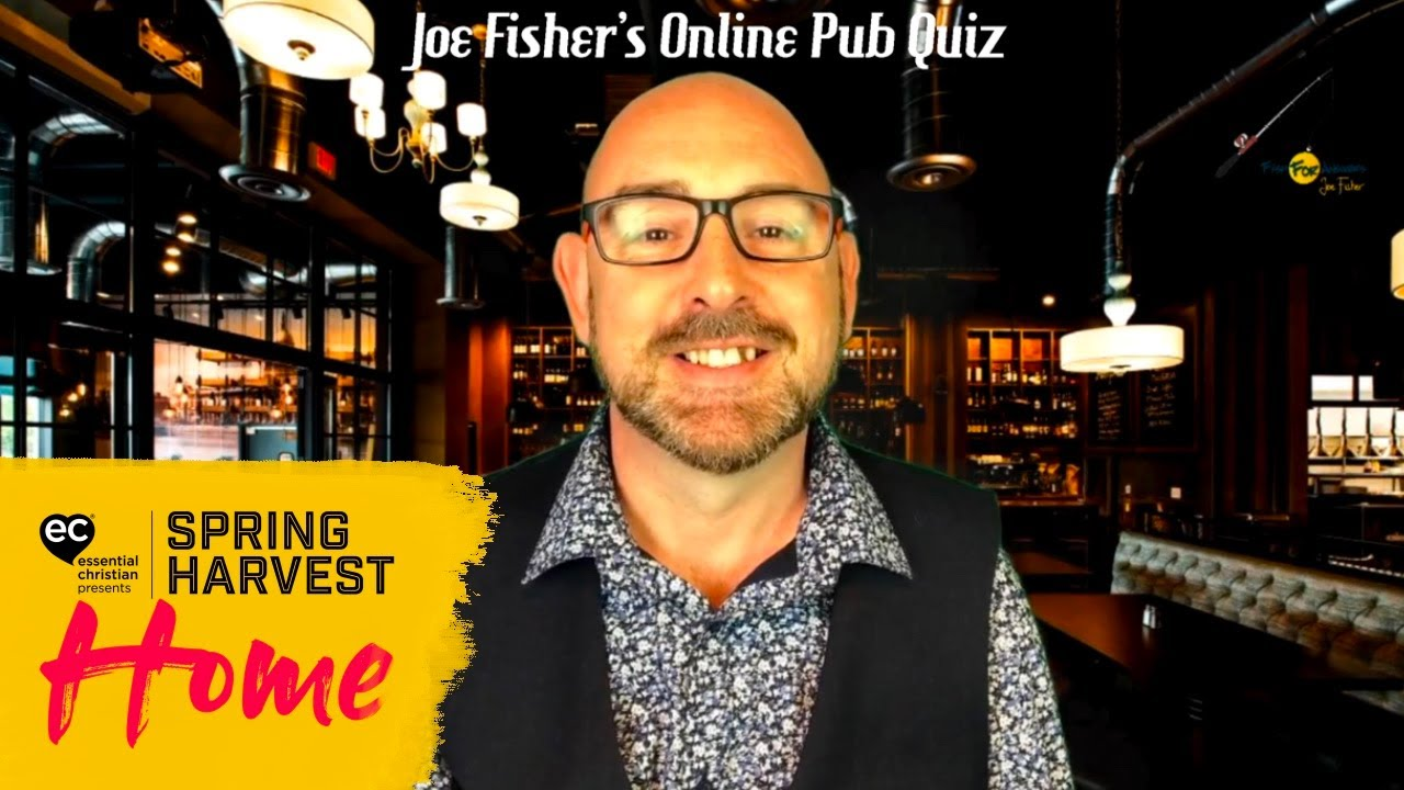 Fish for Answers Quiz with Joe Fisher