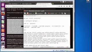 Install Odoo 8 (OpenERP) on Ubuntu 15.04