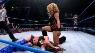 Madison Rayne and Velvet Sky vs. Lei'D Tapa and The Alpha Female (February 27, 2014)