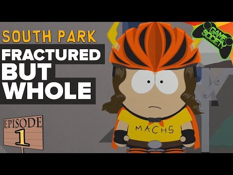 "South Park The Fractured But Whole (E01) ""SUPER CAPE DATE!"""
