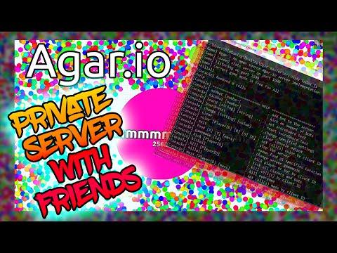 [English][Windows]How To Make An Agar.io Custom Private Server W/ Friends