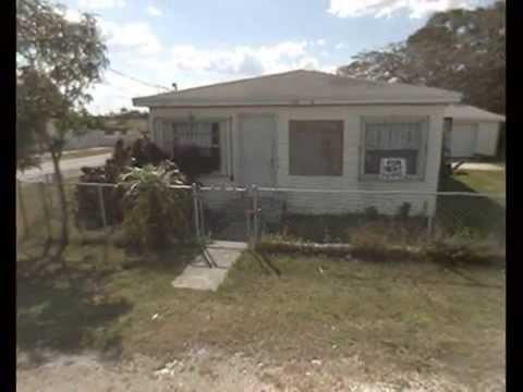 Florida city - Miami - Dade county, FL