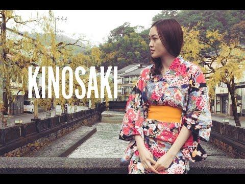 Japan Vlog | Kinosaki Onsen | Snow Crab Everywhere! | Hot Spring Relaxation | Autumn in Japan series