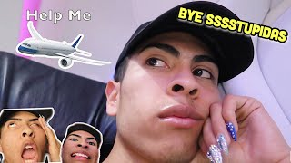 RUNNING AWAY From HOME!!.. again | Louie's Life
