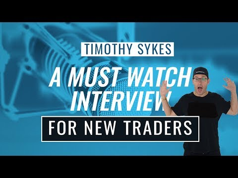 A Must Watch Interview For New Traders