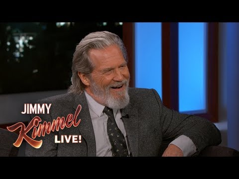 Jeff Bridges Was Scared to Get Married