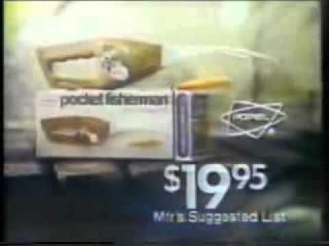 Popeil Pocket Fisherman Commercial.flv