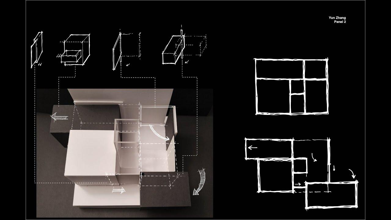 A Floor Plan Design Template