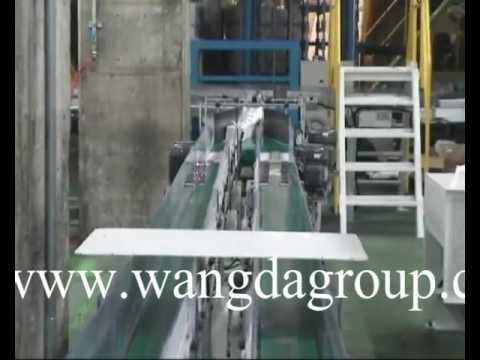 how it is made box facial tissue ,facial tissue full automatic line