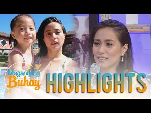 Magandang Buhay: Cristine talks about her daughter, Amarah thumbnail