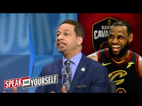 Chris Broussard On LeBron's Future In Cleveland, Westbrook Trade Rumors | NBA | SPEAK FOR YOURSELF