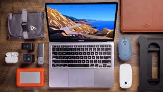 The BEST Accessories for YOUR M1 MacBook Air!