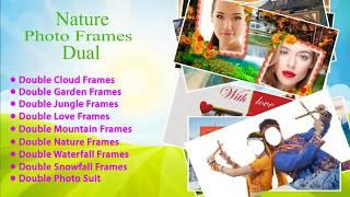 Nature Photo Frames Dual - Photo Editor   Filters (English version) screenshot 5