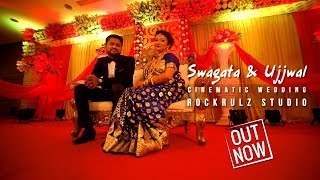 SWAGATA & UJJWAL | Best Cinematic Full Wedding Video | Rockrulz Studio Pictures | 2017 | Full HD