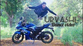 URVASHI | YO YO HONEY SINGH | SHAHID KAPOOR | DANCE CHOREOGRAPHY | BY KRUNAL BAROT