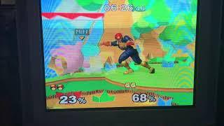 Silverhawk (Falcon) vs. UMaD_Dizzle (Jigglypuff) - Game 2