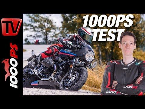 BMW R nineT Racer Test + Custom Tuning mit jeder Menge Carbon