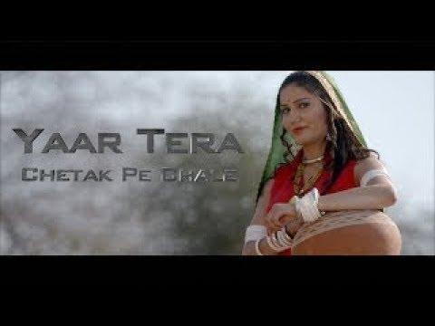 Yaar Tera Chetak Pe Chale | Sapna Choudhary & Mehar Risky | Song Making | Rdx Record Gk  Record |