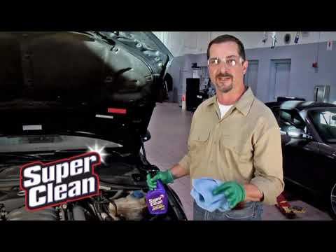 Super Clean Your Engine