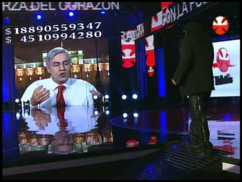 Kramer imitando a los hermanos Piñera - Teletón 2011 [HQ]
