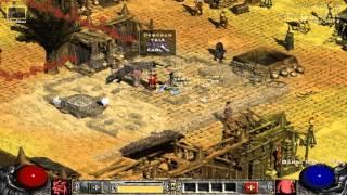 Diablo 2 LoD Median XL Ultimative Часть 19 [Радамент и Храм Гадюки]