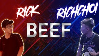 『2019 BEEF』 RICK VS. RICHCHOI (FULL) 「Lyrics」