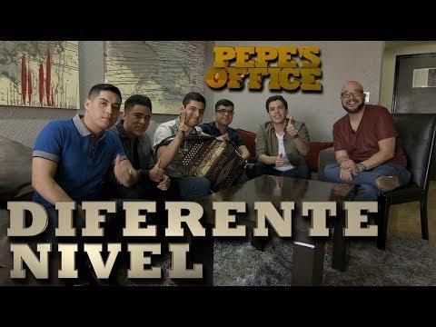 DIFERENTE NIVEL Y UN DUETO CON C-KAN - Pepe's Office
