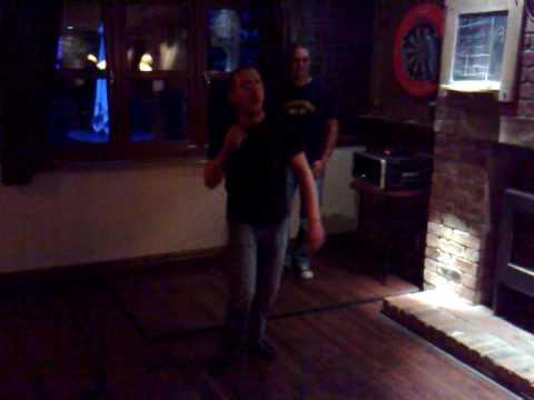 Tim Rochelle on Karaoke