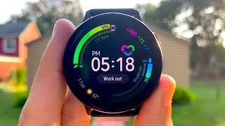 Samsung Galaxy Watch Active 2 Review: Samsung's Best Wearable!