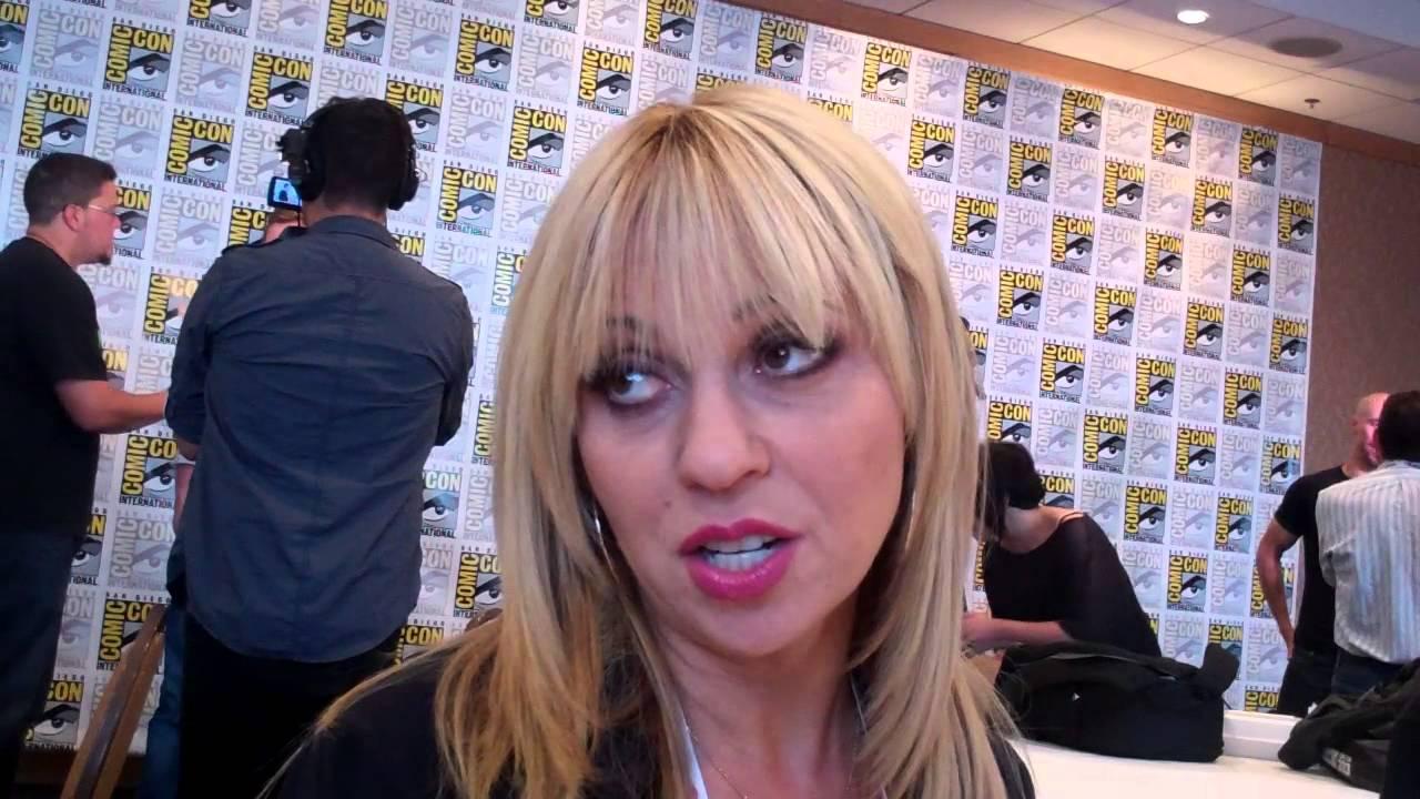 Sdcc 2013 Teen Titans Go - Tara Strong, Voice Of Raven -2293