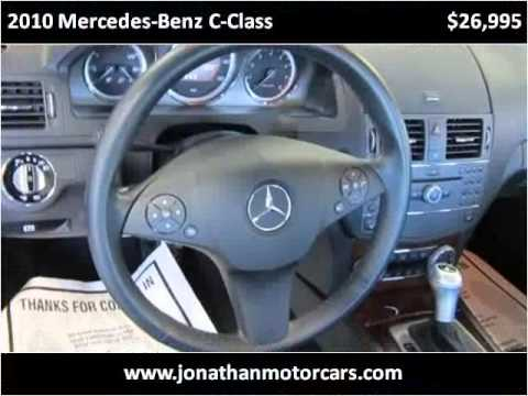 2010 Mercedes-Benz C-Class Used Cars Edgewater Park NJ