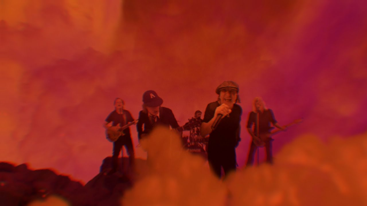 AC/DC - WITCH'S SPELL (OFFICIAL VIDEO TRAILER)