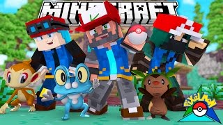 WELCOME TO TINOVA!!!! | Minecraft: Pokémon Trinity [#1] w/ DanTDM, ThnxCya(Minecraft Pokemon Trinity is Pixelmon Season 2 SMP with my friends, DanTDM and ThnxCya! Enjoy our adventures and exploration of the custom-made Tinova ..., 2017-03-04T18:00:02.000Z)