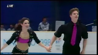 [HD] Jessica Joseph & Charles Butler - 1998 Nagano Olympics - OD