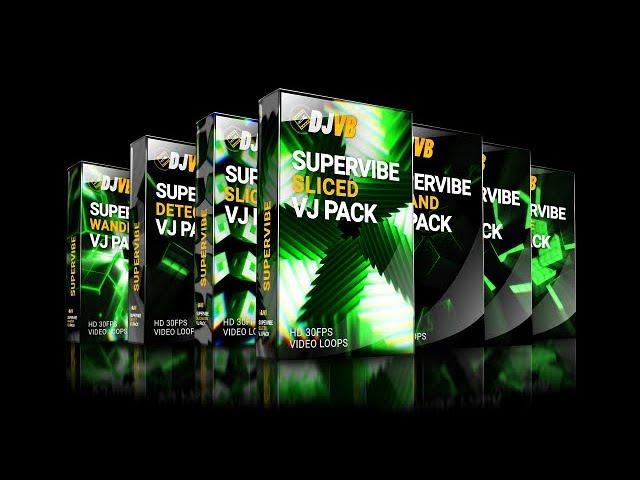 VJ SUPERVIBE BUNDLE MIX HD