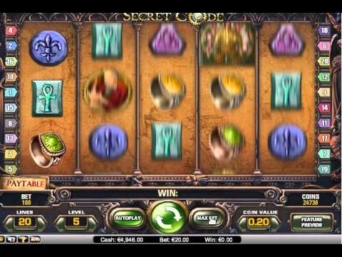 Video Slots Code