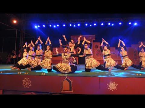 Semi classical dance performance bhopal