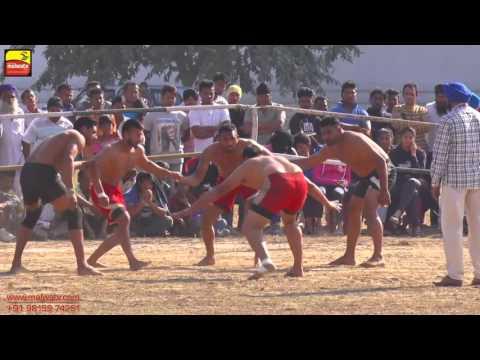 DASUYA (Hoshiarpur)   KABADDI CUP - 2015   QUARTER FINALS 1st & 2nd.   Full HD   Part 1st.