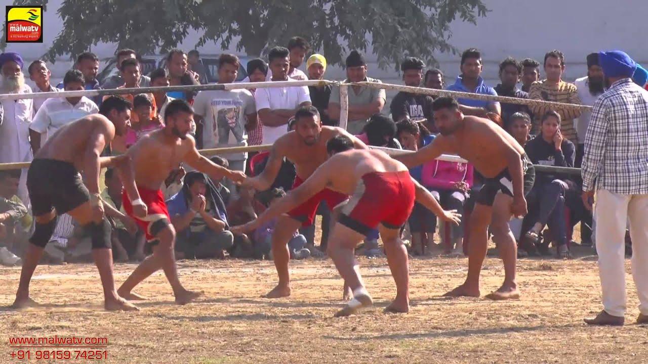 DASUYA (Hoshiarpur) | KABADDI CUP - 2015 | QUARTER FINALS 1st & 2nd. | Full HD | Part 1st.