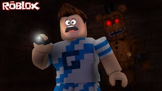 Roblox: FIVE NIGHTS AT FREDDY'S - ANIMATRONIC ME ASSUSTOU! (NOVA SÉRIE)