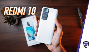 Xiaomi Redmi 10 - Unboxing & Early Review!