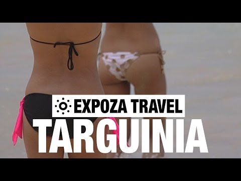Tarquinia Beach Vacation Travel Video Guide