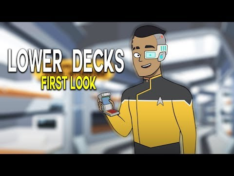 Star Trek: Lower Decks - FIRST Look & Details! - Star Trek News